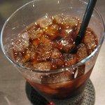 Cafe de 武 - アイスコーヒー