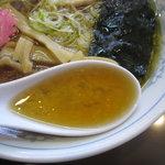 9660032 - 支那そば/スープ
