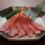 牛徳 - 料理写真:和牛極上カルビ