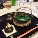日本料理「雲海」 - 松茸土瓶蒸し
