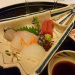 日本料理「雲海」 - お造り
