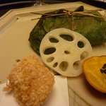 日本料理「雲海」 - 焼き物