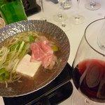 日本料理「雲海」 - 葱鮪小鍋