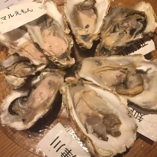 冬季限定!産直生牡蠣は2月まで!