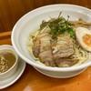支良人 - 料理写真:まぜそば  濃厚魚介タレ別皿