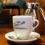 タロカフェ - ブレンド ポットで