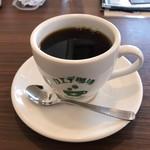 カエデ珈琲 - ドリンク写真:ブレンドコーヒー