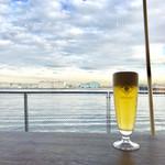 Cafe&dining blue terminal - ハートランド ドラフト
