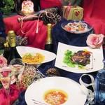 romantic diner loco - 2019locoクリスマスディナー