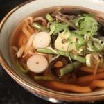 中華ダイニングa-chu a-chu - 【ランチ】山菜うどん
