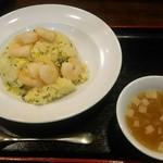 棗 - 小エビ炒飯