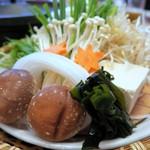 96612192 - しゃぶしゃぶの野菜