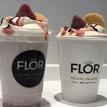 CAFE FLOR GELATO -