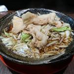 今里わっしょい - 料理写真:人情黒醤油 25杯目