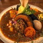 spice&cafe SidMid - 料理写真: