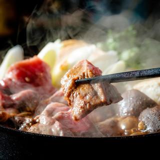 肉好き必見!いなせやの肉鍋