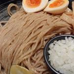 麺匠 たか松 - つけ麺+味タマ♪