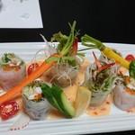 郷土料理 五色 - 生春巻