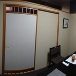 郷土料理 五色 - 個室もあります