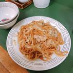 96617880 - 炒麺 ヤキソバ(680円)【平成30年11月14日撮影】