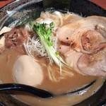 みつ星製麺所 - 特製濃厚ラーメン 1100円