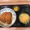 谷川岳パーキングエリア(上り線) スナックコーナー - 料理写真:タレカツ丼750円