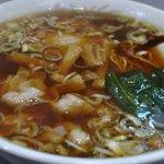 麺串屋 八里 - 料理写真:わんたんめん