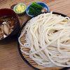元祖田舎っぺうどん - 料理写真:肉ねぎ汁・大盛(756円)+ほうれん草(108円)+生姜(54円)