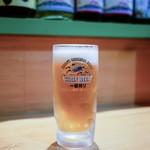 小料理 石蕗 - ☆生ビール 500円
