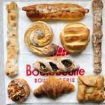 Boule Beurre Boulangerie - パン9点