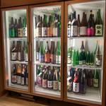 四季百選 - ずらりと日本酒