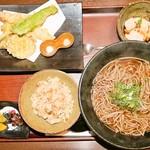 Enishi - そばランチ 1,000円