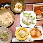 Enishi - 日替わりランチ 1,000円