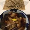 Sobasakejugemu - 料理写真:豚ごぼうそばです。