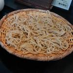 手打ち蕎麦と酒 佳蕎庵 - 富良野の二八