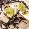 OSTERIA AL CORALLO - 料理写真:鳥羽桃取産牡蠣 桃こまちのマリネ