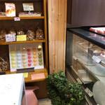 植竹製菓店 -