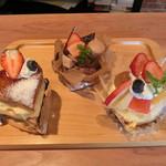 菓子職人 シェ・ミウラ - 料理写真: