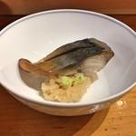 96629951 - 焼き鯖丼