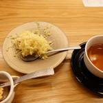 肉和食 月火水木金土日 - 甘味