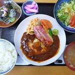 まるおつ食堂 - 料理写真: