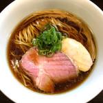 96630624 - 醤油らぁ麺750円