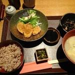 麹蔵 - 週替わり豚汁定食