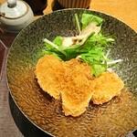 麹蔵 - 白身魚フライ