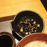 麹蔵 - ひじき煮