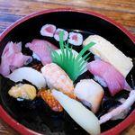 かぶら寿司 - 料理写真:特上寿司 2,500円