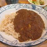 96631036 - 「特製和牛すじ肉カレー」(限定5食)(1,500円)