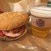バーガーキング - 料理写真:ワッパーチーズ 570円 ハイネケン350ml 380円