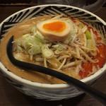 柳家 - 辛味噌担々麺