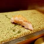 96635056 - [2018/11]寿司⑭ 芭蕉かじきの握り